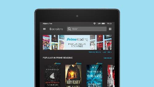 Amazon adds free ebooks to its Prime membership perks