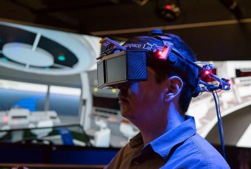 BlueShark: where the US Navy dreams up the battleship interfaces of tomorrow