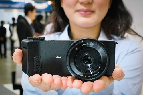 Sigma's new Quattro camera is like nothing you've ever seen