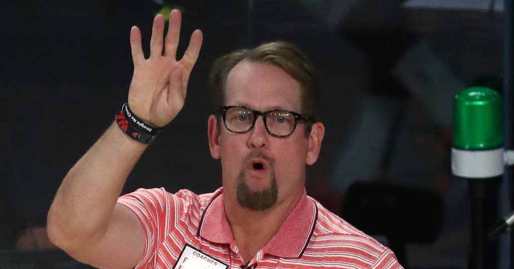 Which classic song should Nick Nurse cover next?