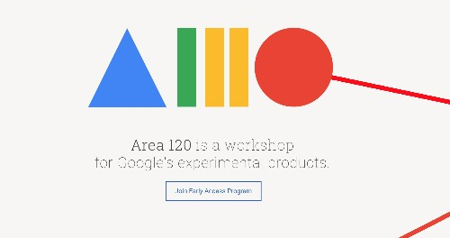 You can now sign up for early access to Google's wacky Area 120 app experiments