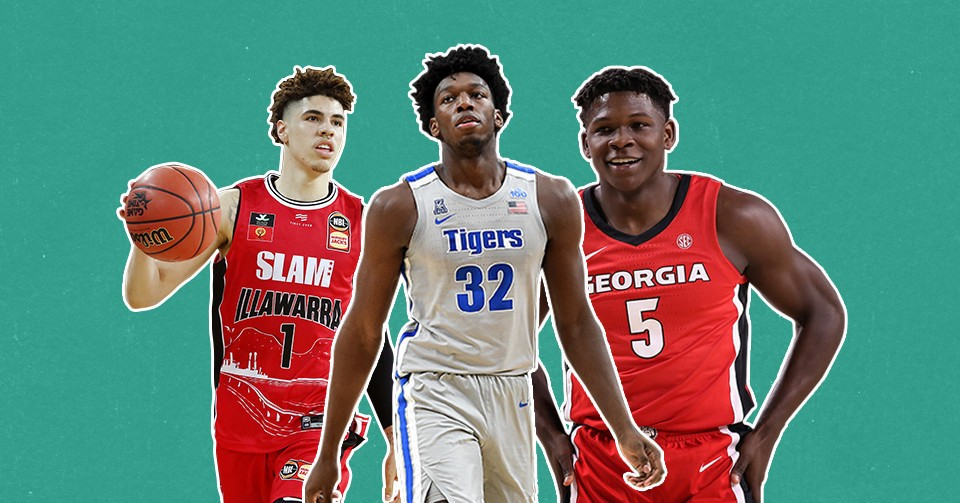 NBA Draft First-Round Reactions