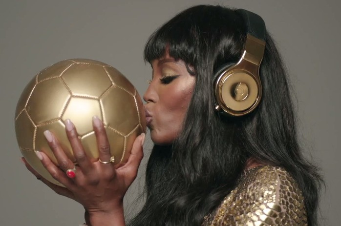 Beats is giving gold headphones to Germany's victorious World Cup team