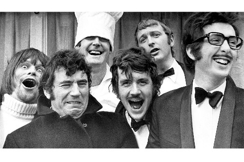 Monty Python's final show will be broadcast to theaters around the world