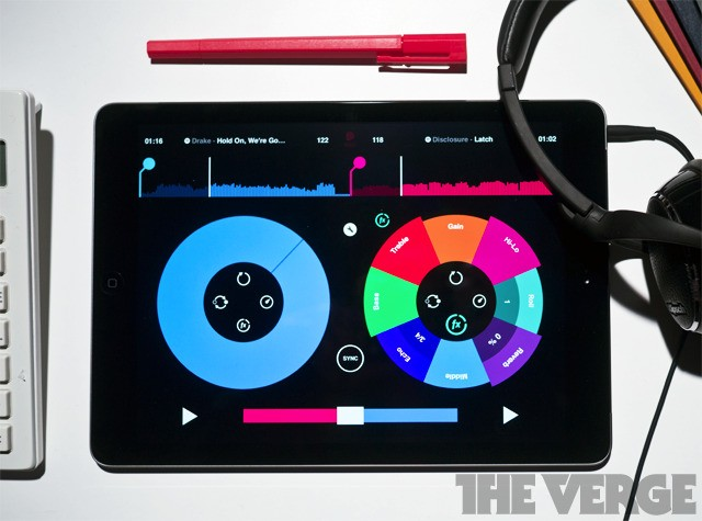 Pacemaker and Spotify cue up the iPad's simplest DJ app