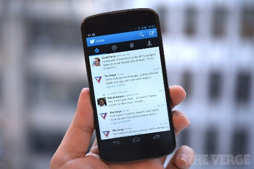 Twitter rolls out new look for conversations on Android and iOS