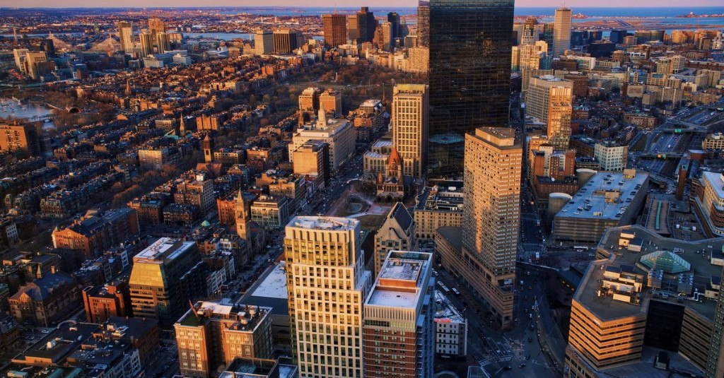 Sprawl is over in the Boston area, report says