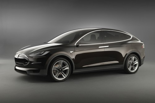 Tesla's Model X crossover will be hitting streets on September 29th