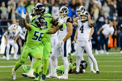 Enemy Reaction: Rams fans have huge meltdown after loss to Seahawks
