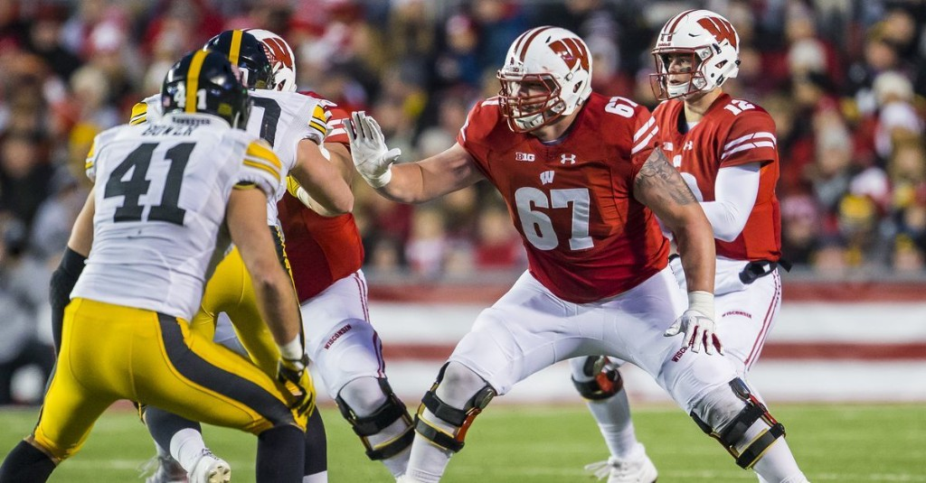Wisconsin football: the offensive line claims to be funniest unit on team