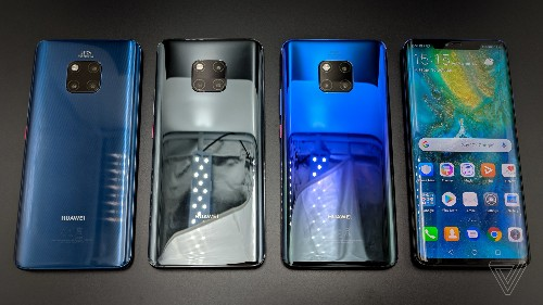 Huawei's Mate 20 Pro is a spec and camera monster