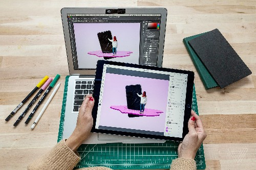 Adobe promises big new features for Photoshop on the iPad after early complaints