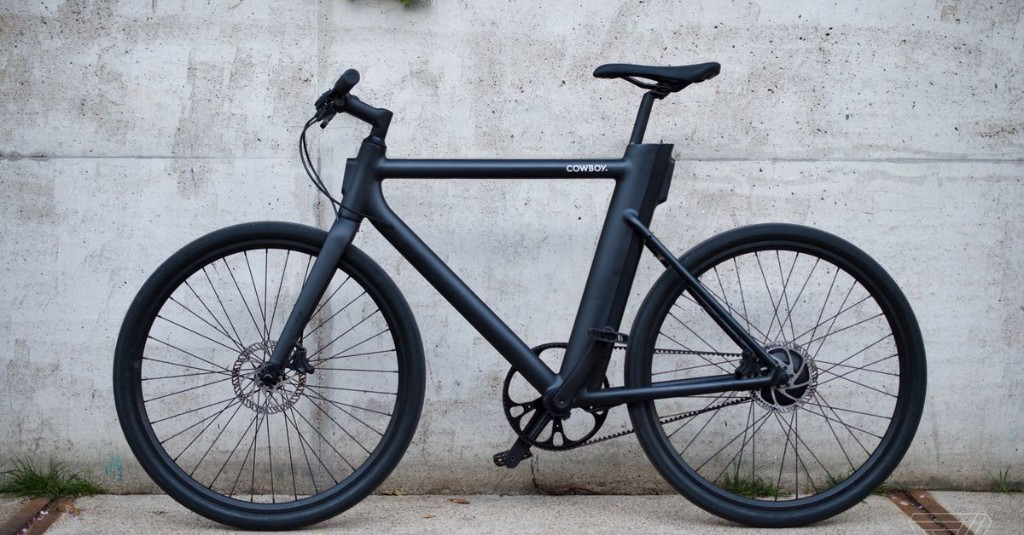 Cowboy electric bikes getting automatic crash detection for free