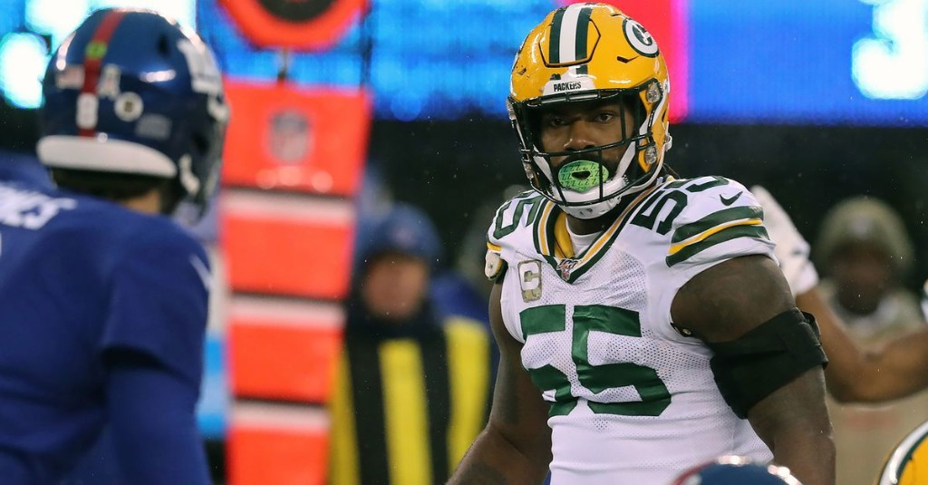 Wednesday Walkthroughs: What three players would you choose to rebuild the Packers?
