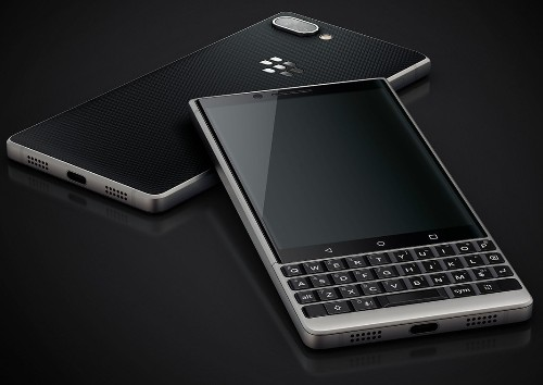 BlackBerry Key2 leaks just days before announcement