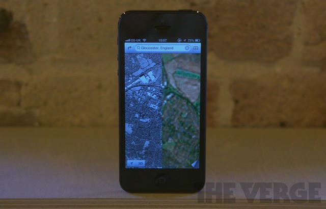 iOS 7 will ask users to 'help improve Maps' by sharing frequently visited locations
