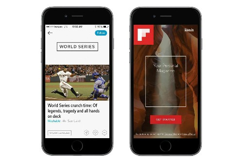 Flipboard debuts a big redesign and The Daily Edition, a morning news section