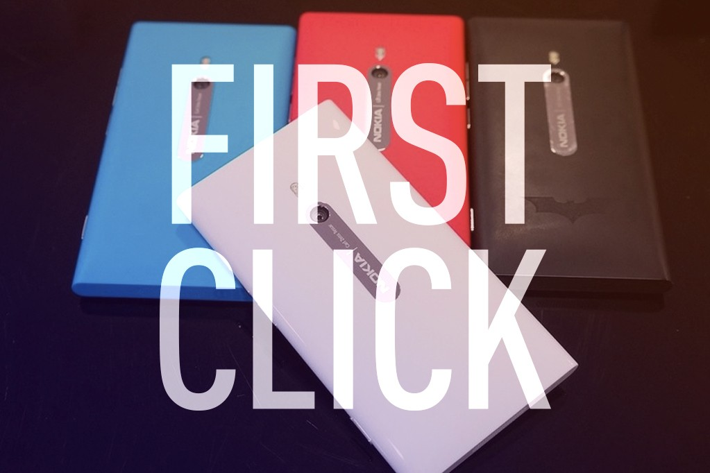 First Click: Will the ultimate Android phone be a Nokia?