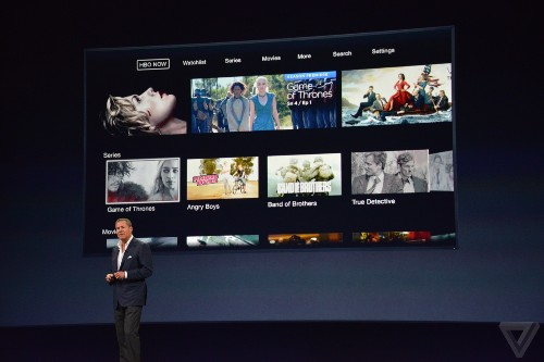 HBO Now coming in April for $14.99 per month, Apple TV price cut to $69