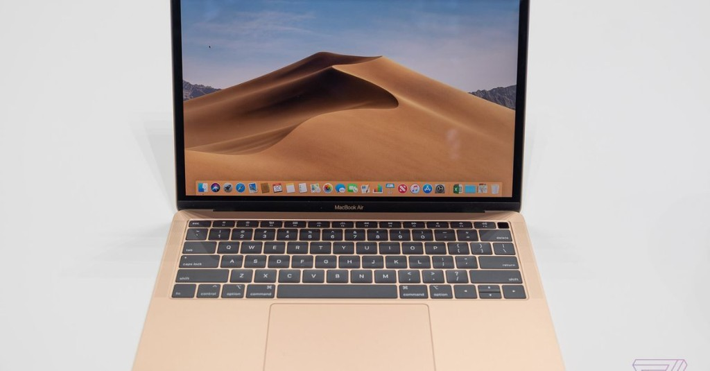 MacBook Air 2018: hands-on with Apple's new ultra-thin laptop