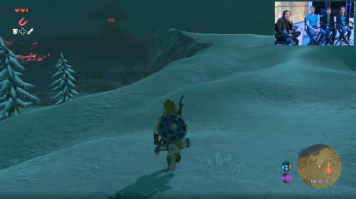 Nintendo's new game is the Zelder Scrolls