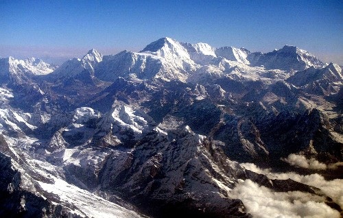 Nepal earthquake moved Mount Everest by 3 centimeters