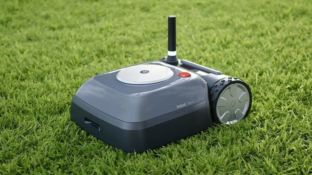 We dug up more about Roomba maker iRobot's first autonomous lawnmower