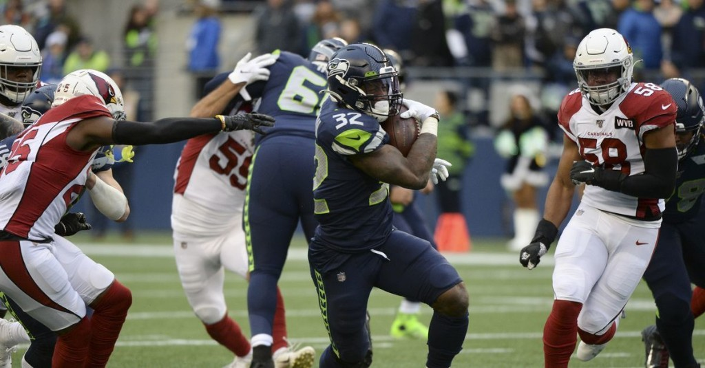 Why the Seahawks signed Carlos Hyde if Chris Carson is fine