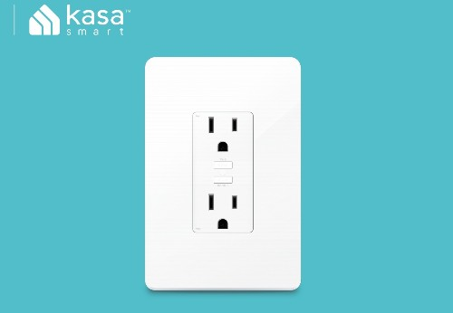 TP-Link's new smart outlet is actually an outlet — and that's why it's smart