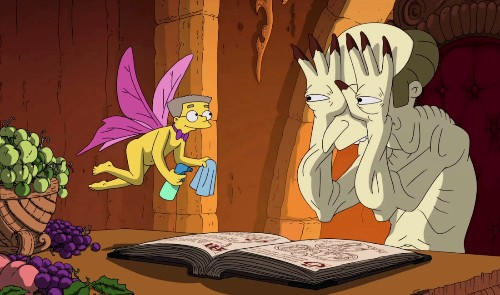 Guillermo del Toro teams with 'The Simpsons' for a love letter to the horror genre
