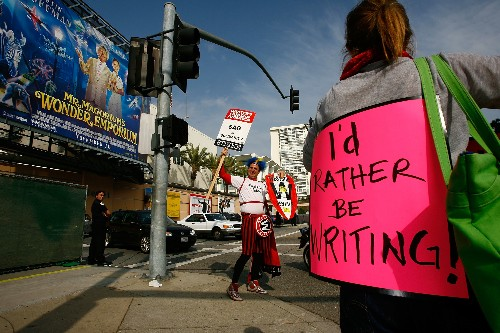 Why Hollywood's writers are on the verge of a strike — and what it could mean for the industry