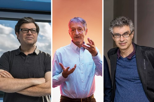 Turing Award 2018: Nobel Prize of computing given to 'godfathers of AI'