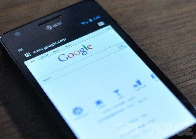 Google says it's now bigger on mobile than desktop in 10 countries