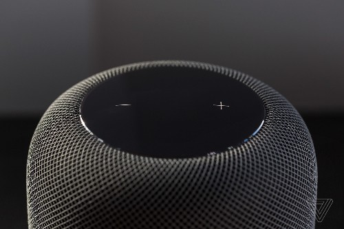 Apple adds lyric search, phone calls, and multiple timers to the HomePod