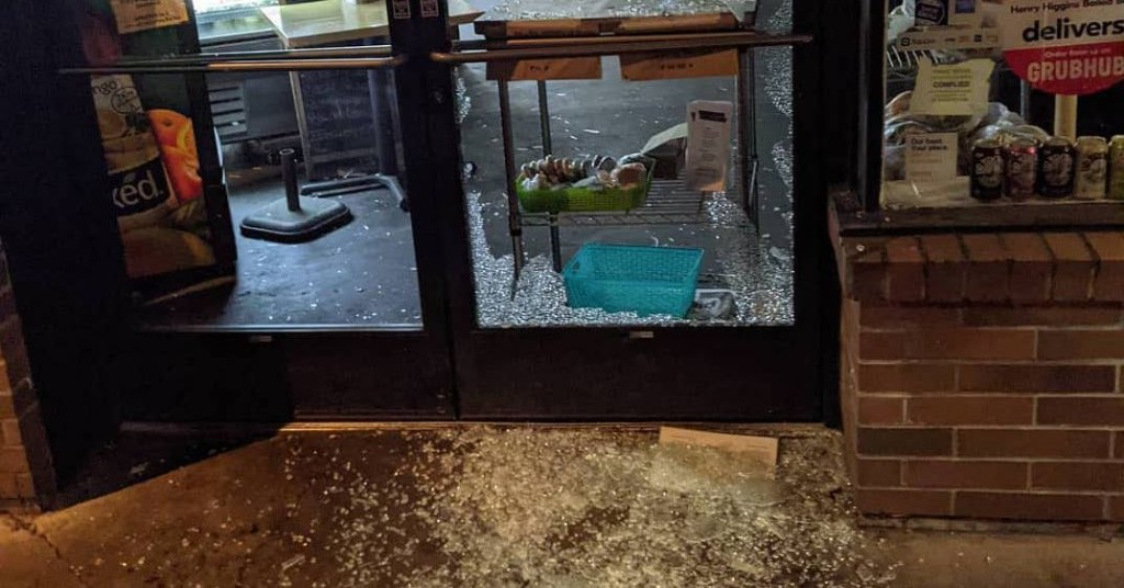 More Break-Ins Plague Portland Restaurants As the Onsite Dining Freeze Continues