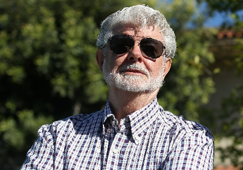 George Lucas doesn't care about the new Star Wars trailer
