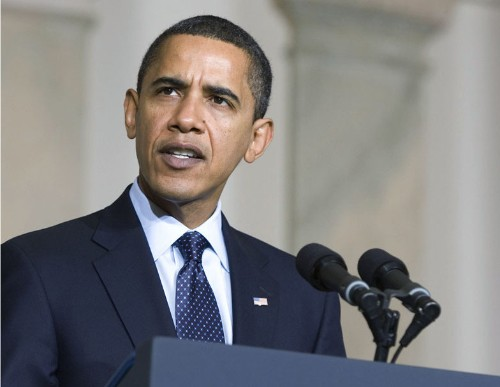 President Obama wants to prevent a cyber weapon 'arms race'