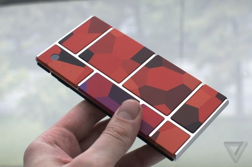 Google says Project Ara didn't fail drop test, better camera and battery coming