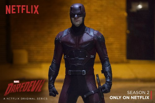 Daredevil is coming back to Netflix for a second season