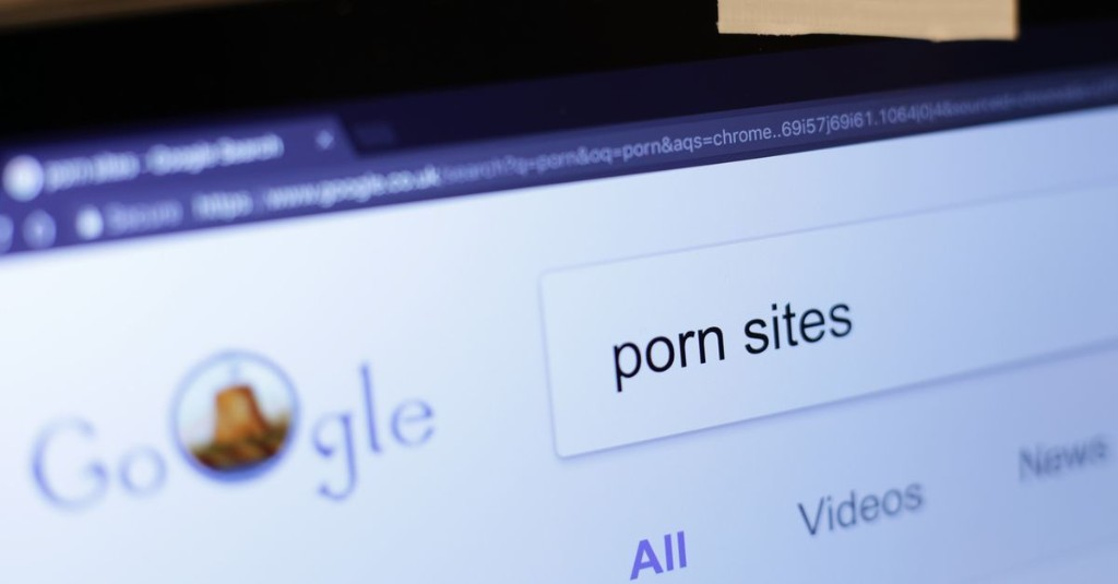 There's a conservative civil war raging — over porn