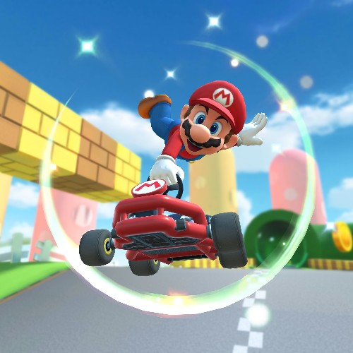 Mario Kart Tour is too cynical to be fun