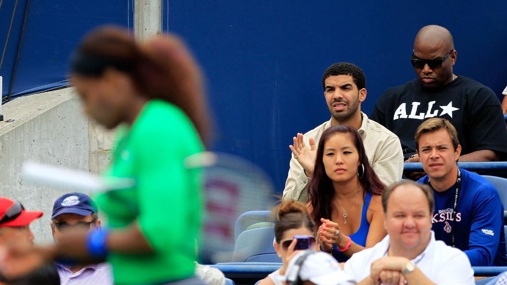 Drake and Serena Williams, an OTP History