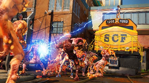 'Sunset Overdrive' review: energy drink-fueled insanity for Xbox One