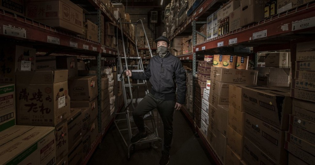 Meet the Front Line Workers of NYC's Food Supply Chain