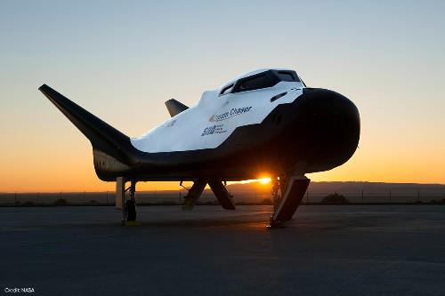 Sierra Nevada picks the future Vulcan rocket to fly its mini-spaceplane to orbit