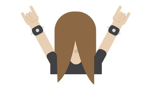 Finland's new national emoji include a heavy metal guy and a Nokia 3310