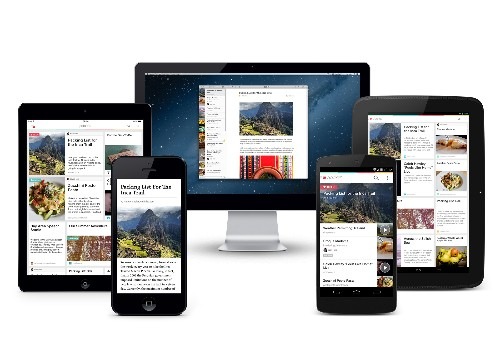 Pocket introduces a new responsive web design and raises another $7 million