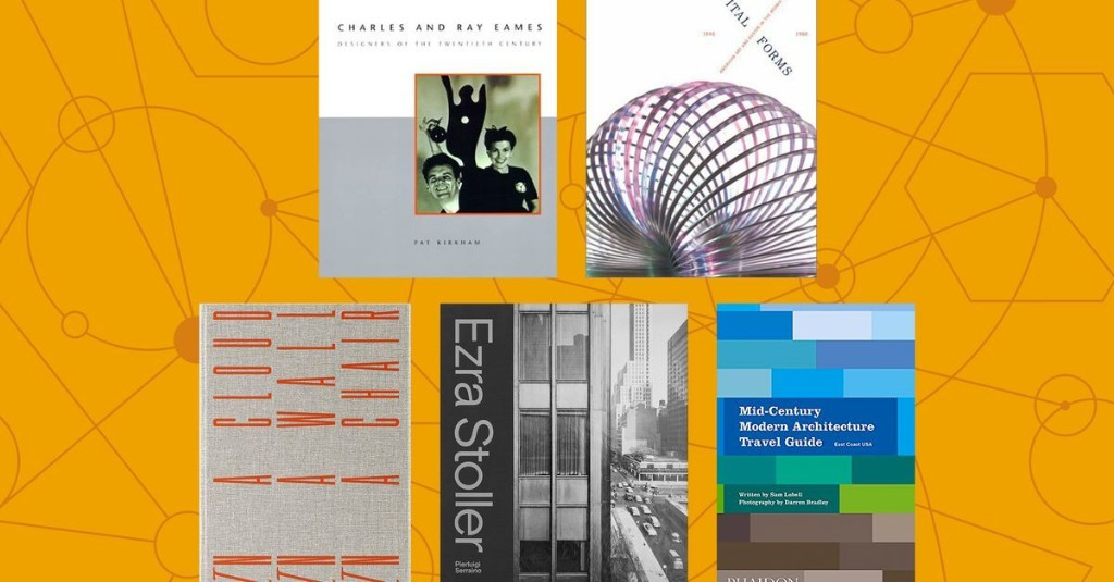 5 essential books to understand midcentury design