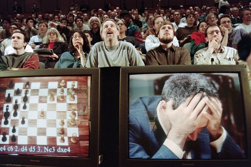 Chess champion Garry Kasparov who was replaced by AI says most US jobs are next