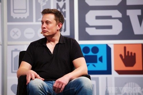 Elon Musk may be getting into the satellite business
